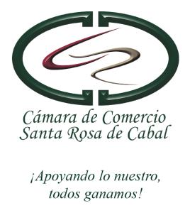 Logo Eslogan - Cámara de Comercio de Santa Rosa de Cabal