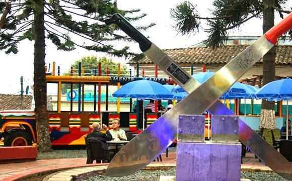 "Parque del ""Machete"""