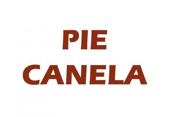 Pie Canela