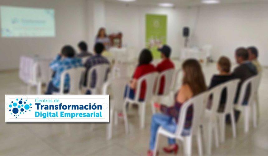 Centros de Transformación Digital Empresarial.
