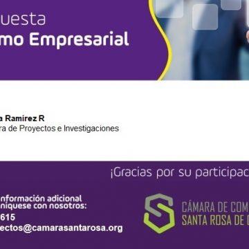 Encuesta Ritmo Empresarial 2019