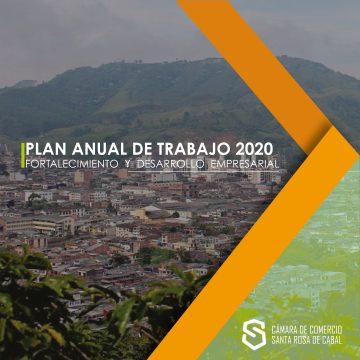 Plan Anual de Trabajo 2020