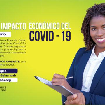 Encuesta de impacto economico del COVID-19