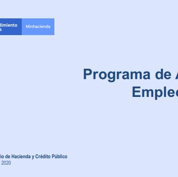 Programa de Apoyo al Empleo Formal