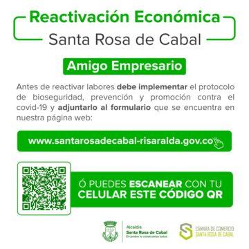 Registro de Empresarios de Santa Rosa de Cabal