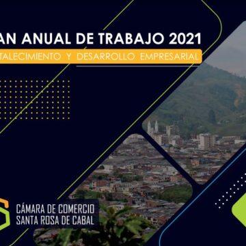 Plan Anual de Trabajo 2021