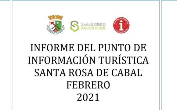 INFORME DEL PIT SANTA ROSA DE CABAL FEBRERO 2021